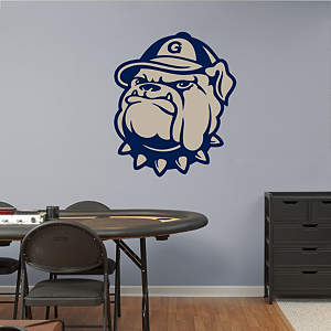 Georgetown Hoyas Logo Fathead Wall Decal